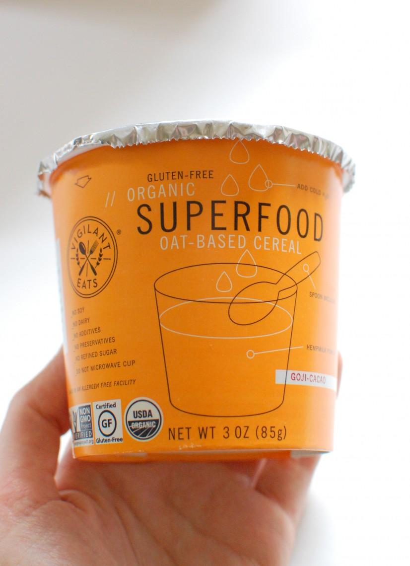 Super oats.