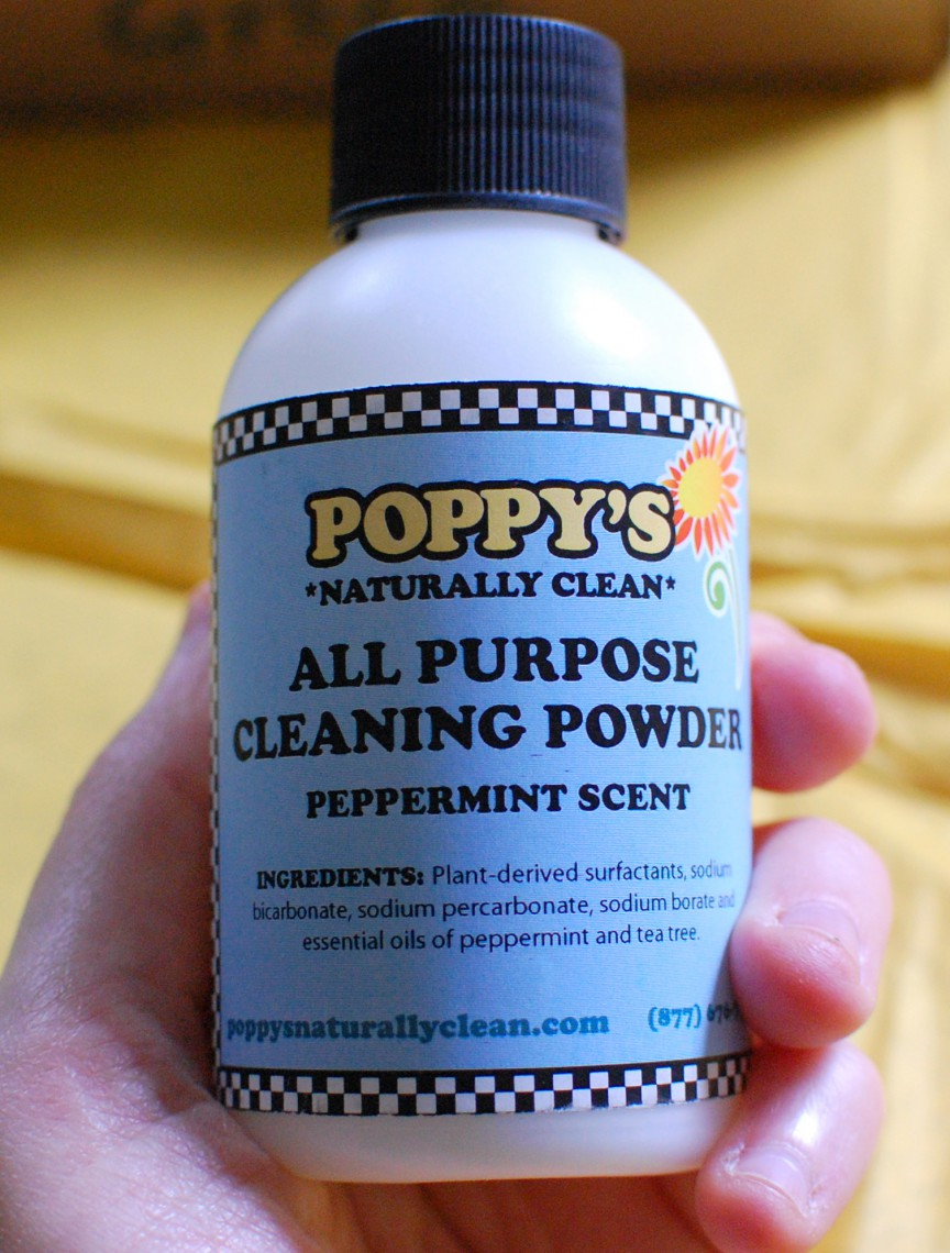 Poppy's powder.