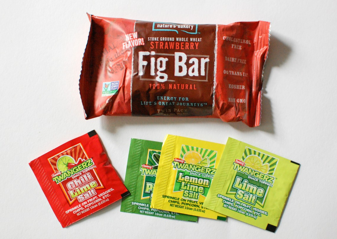 Fig bar & snack toppings.