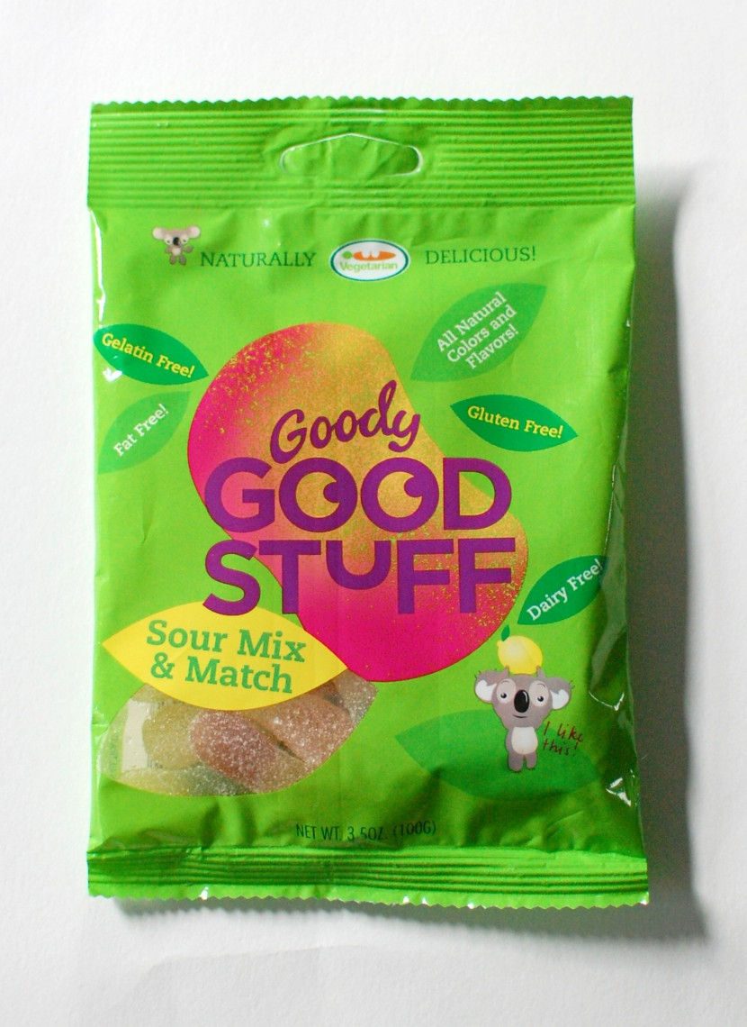 Gelatin-free gummies!