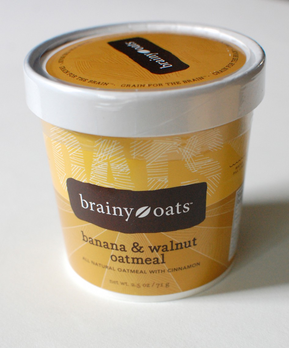 Meal of oats!