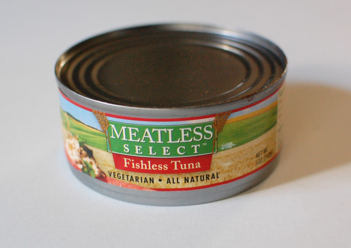 Vegan... tuna?!