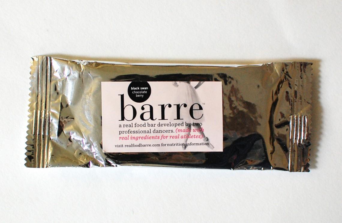 Barre bar