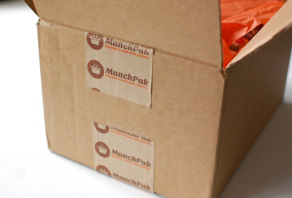 Munchpak coupon code