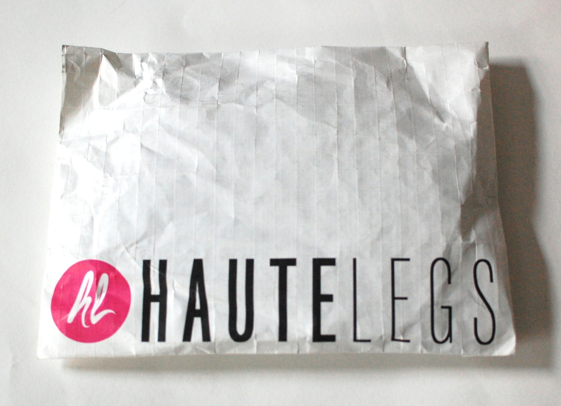 HauteLegs packaging