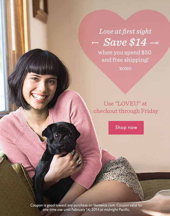 Awesome New Deal at Twice.com! More (almost) Free Clothes!