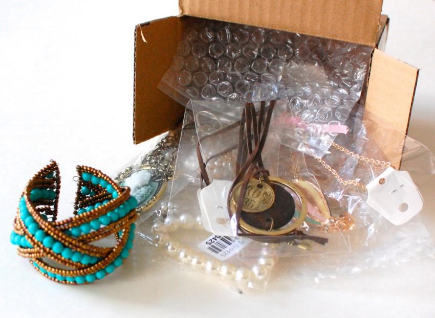 Treasure Pack February 2014 Review