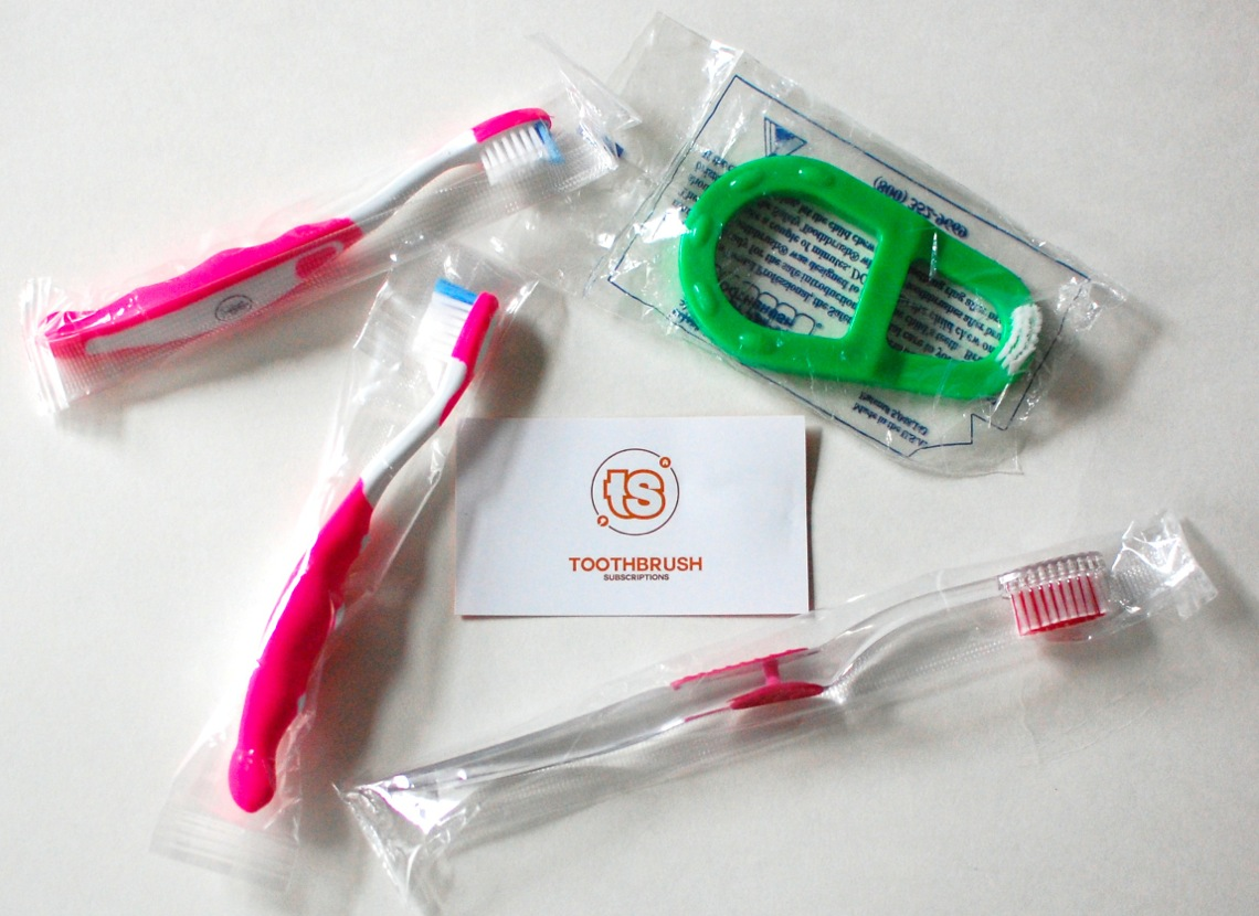 Toothbrush Subscriptions review