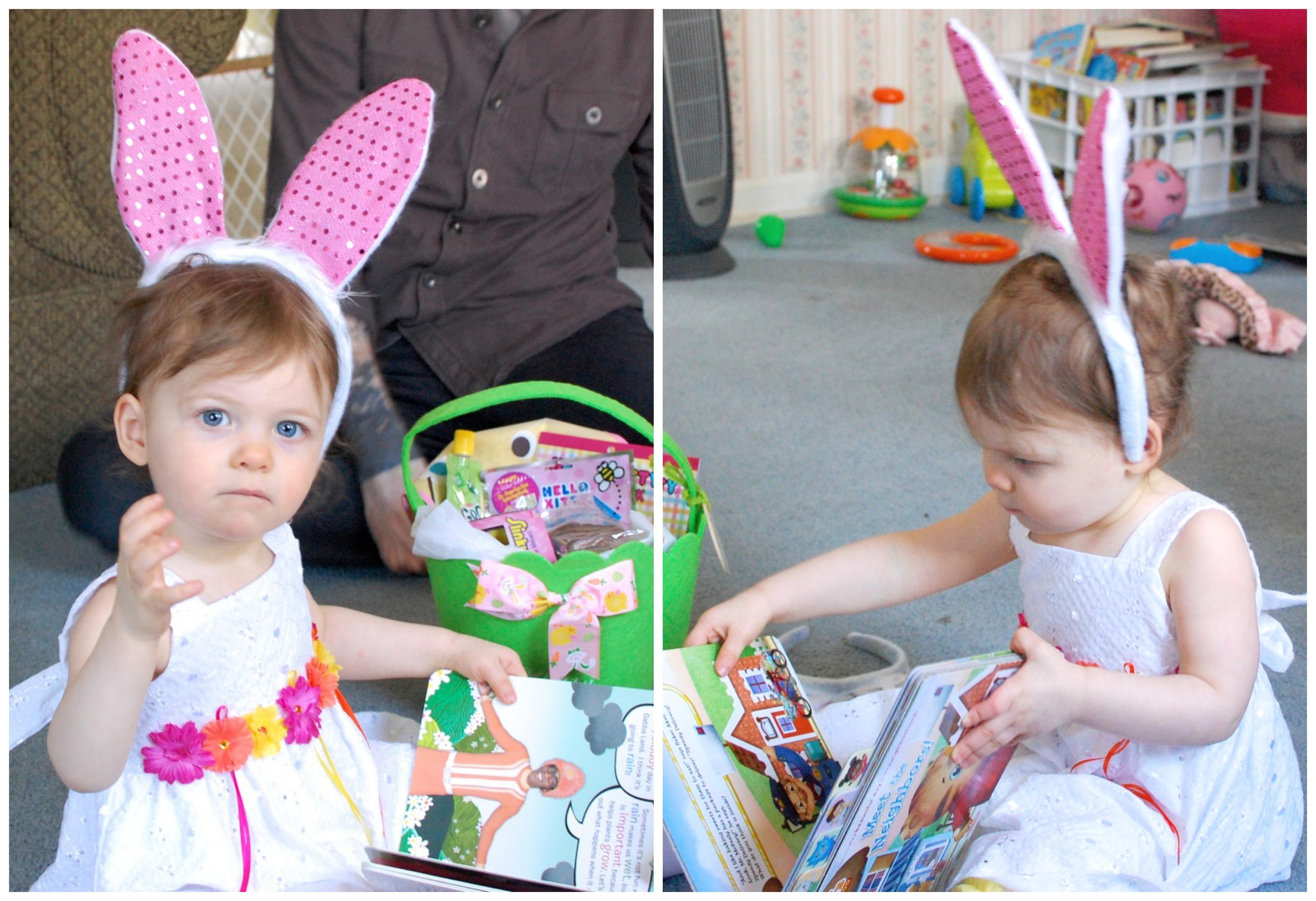 twin bunnies