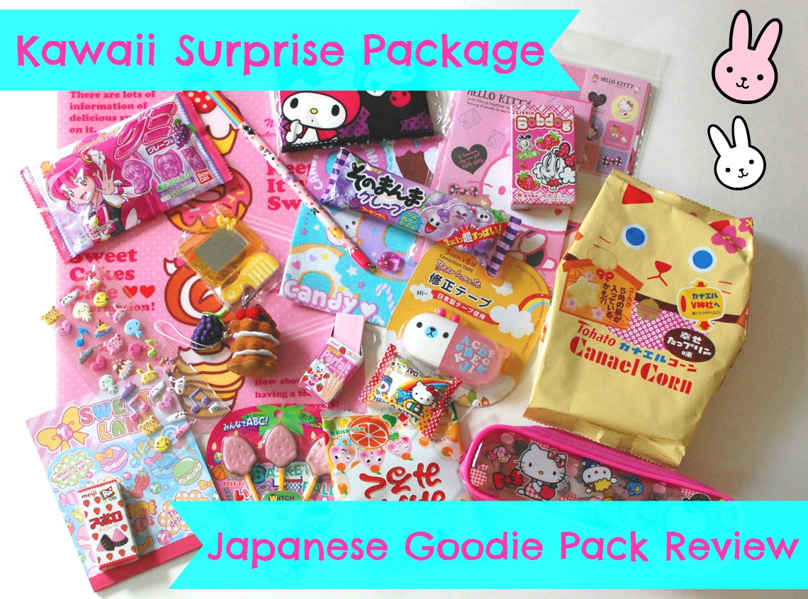 Kawaii Surprises June 2014 Review