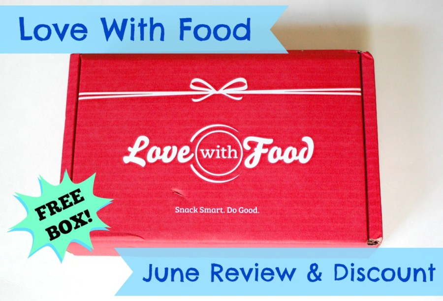 Love With Food June Review