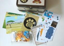 Animal Trackers box