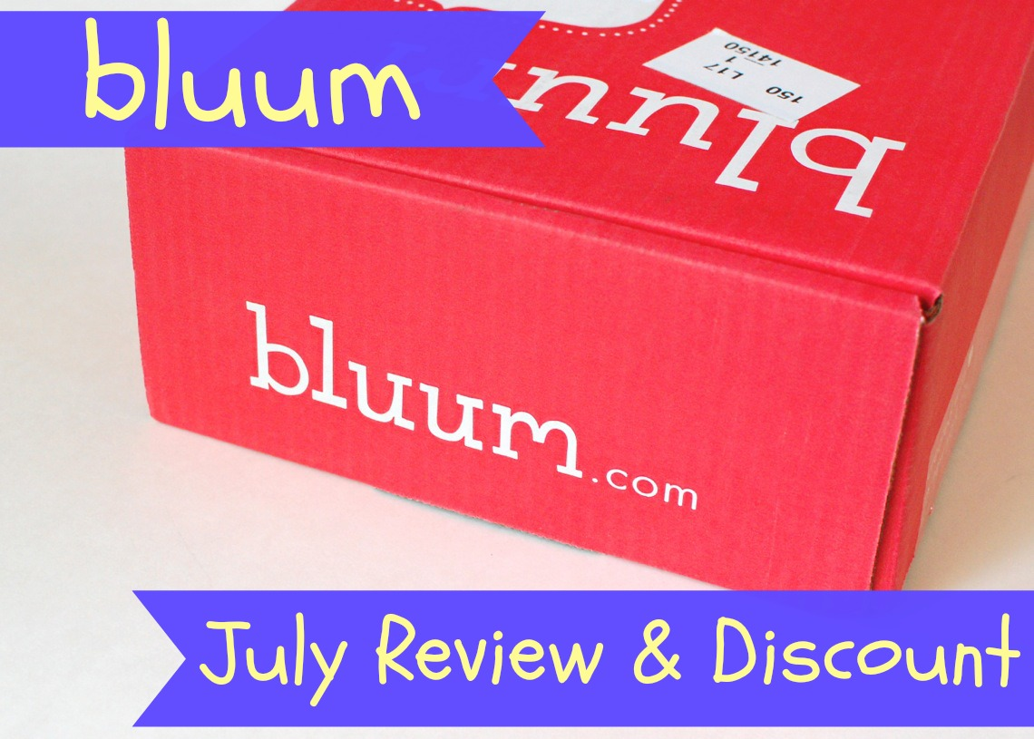 bluum July 2014 Review