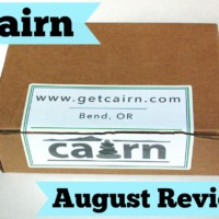 Cairn August review