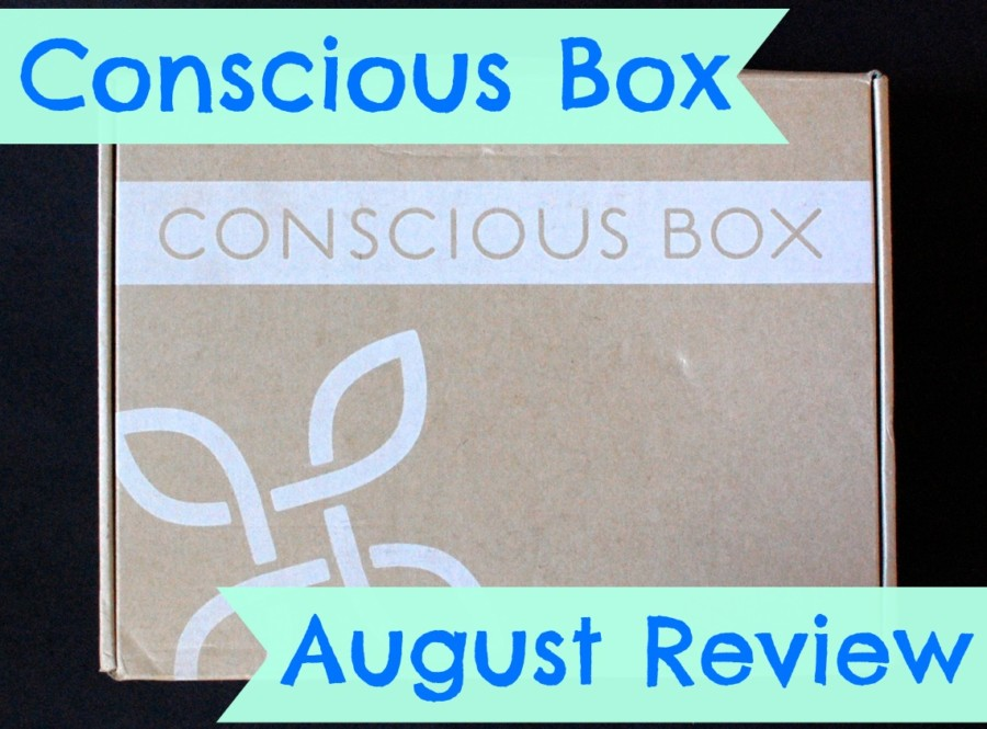 Conscious Box August Review