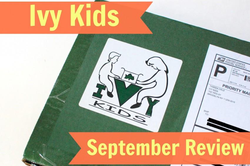 Ivy Kids September review