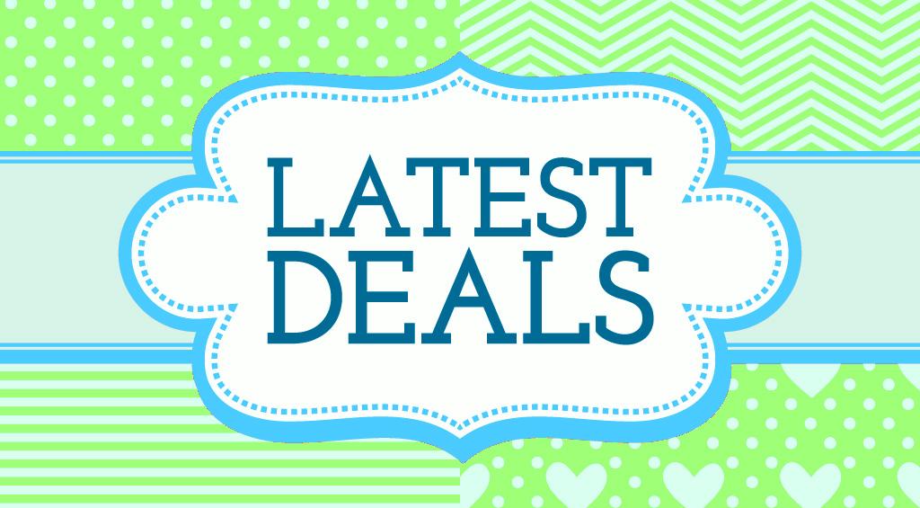 Latest Deals