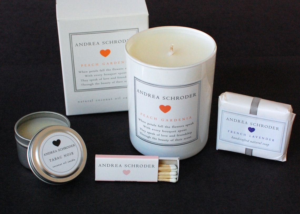 Andrea Schroder Candle of the Month Club