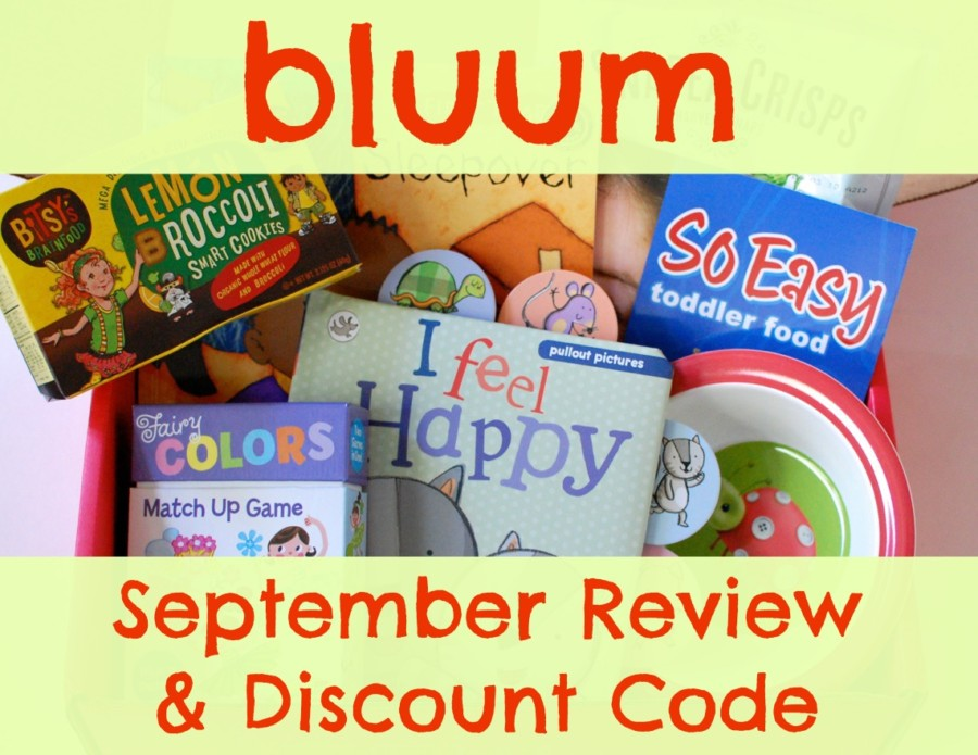 bluum September review and discount code