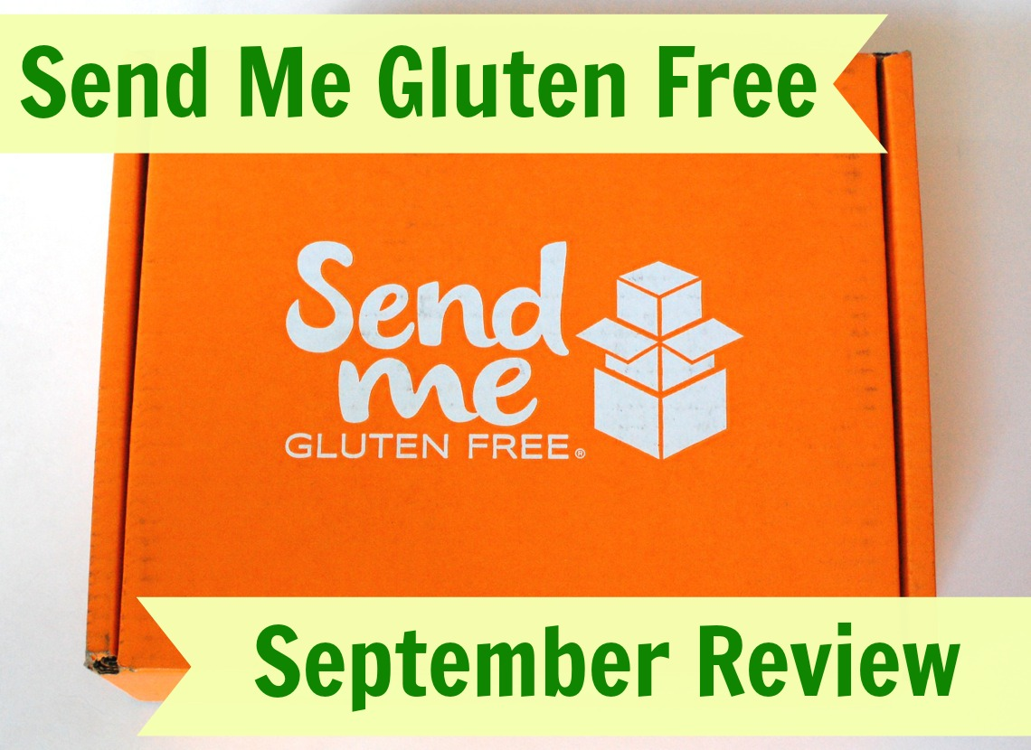 Send Me Gluten Free September review.