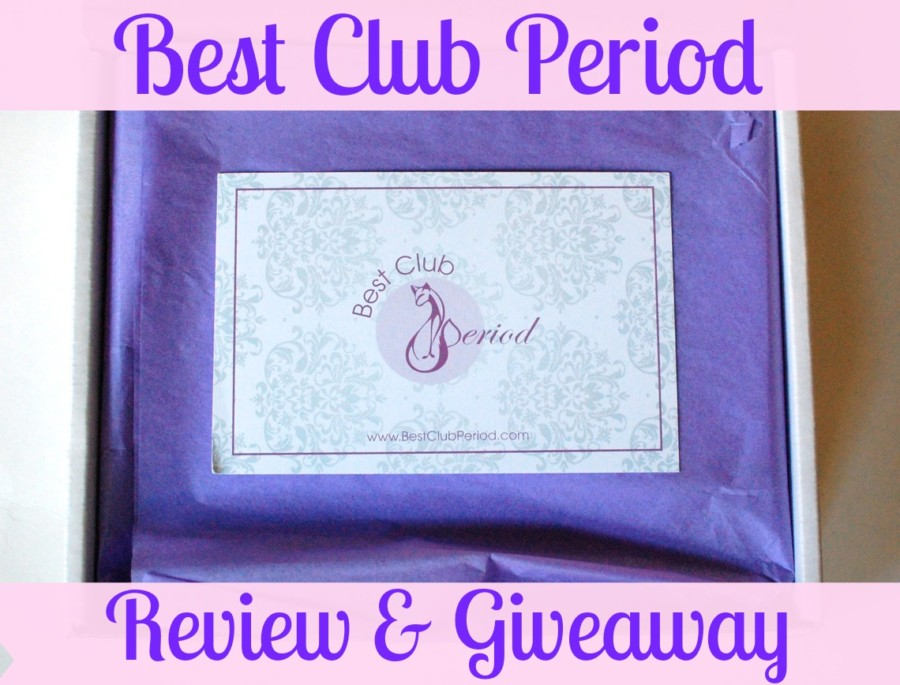 Best Club Period review and giveaway