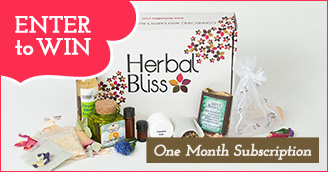 Enter to Win a Month of Herbal Bliss