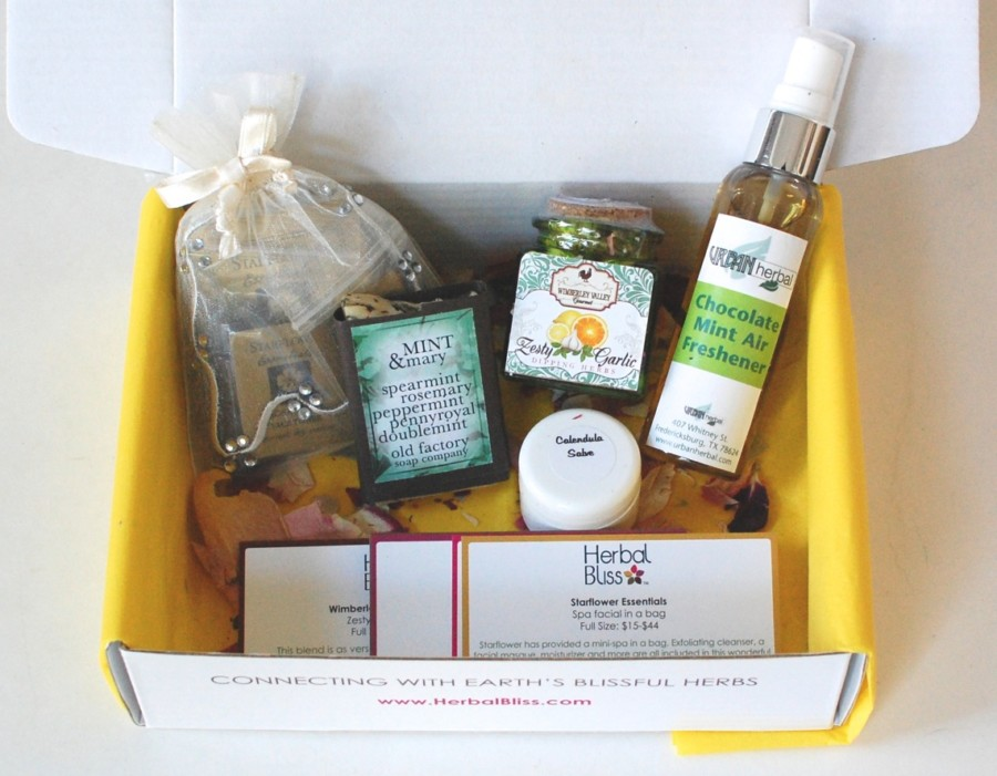 Herbal Bliss box
