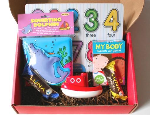 bluum 2014 October box