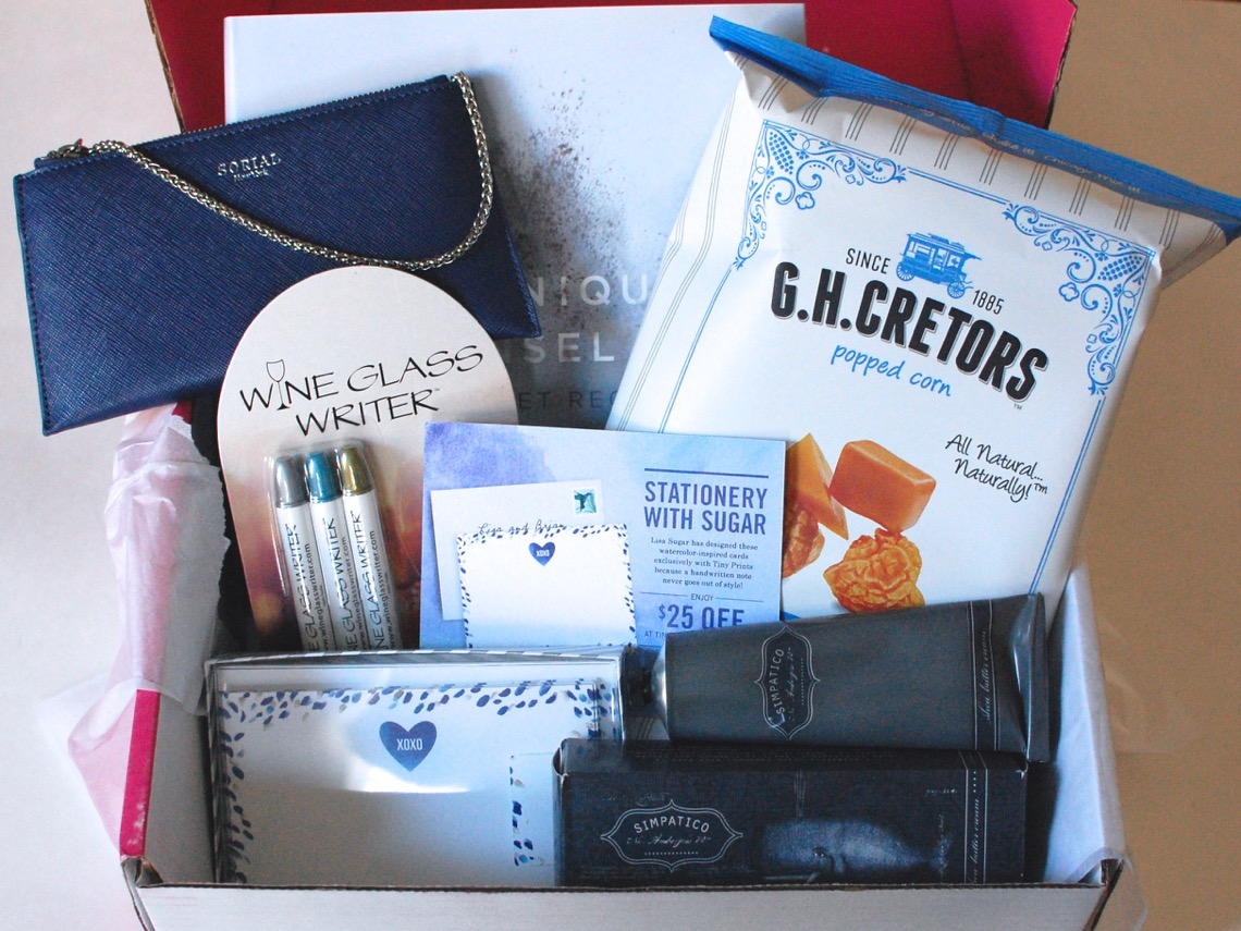 Popsugar Must Have Box November 2014 review