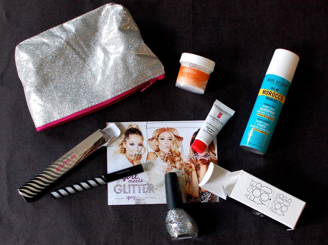 November 2014 Ipsy Glam Bag