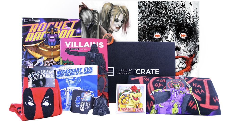 Loot Crate March 2017 Full Spoilers & 50% Coupon - 2 Little Rosebuds