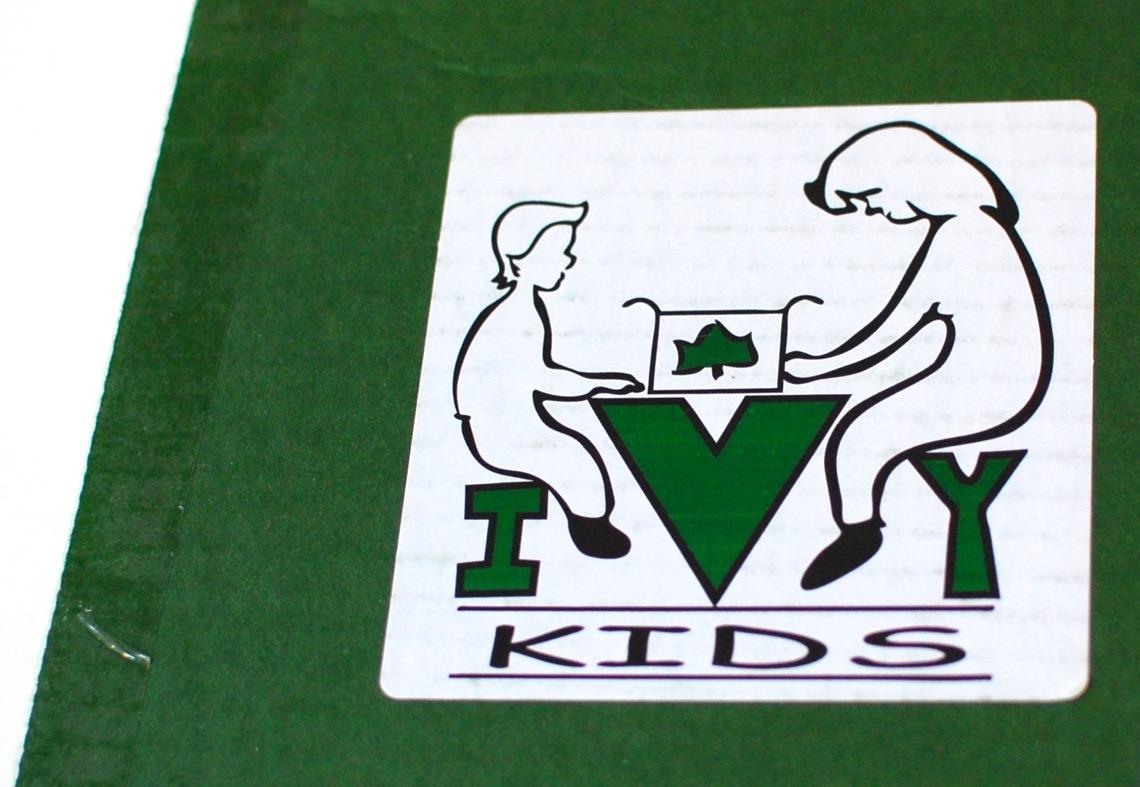 Ivy Kids December 2014