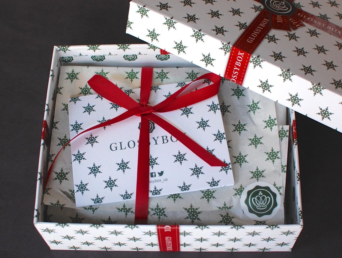 Glossybox December 2014