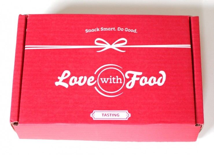 Love With Food January