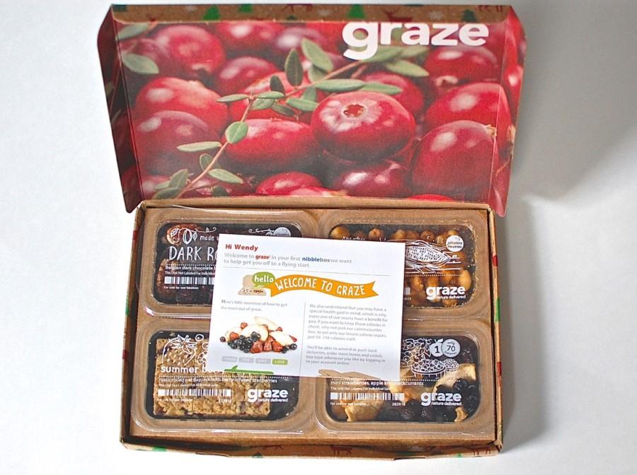 Graze first look