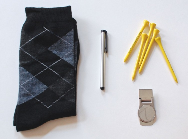 Men's Accessories Box January 2015 Review