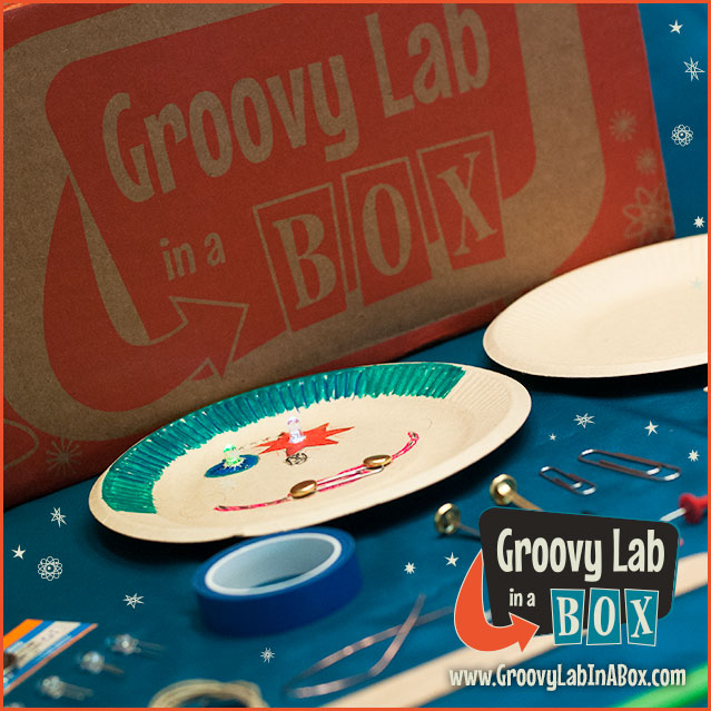 Groovy Lab In A Box 2 Little Rosebuds