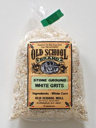 Old school grits
