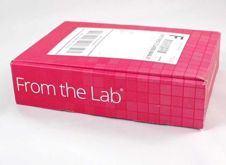 From the Lab February 2015 Review & Coupon Code