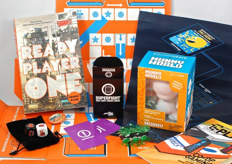 Loot Crate February 2015 Quot Play Quot Review Amp Coupon Code 2