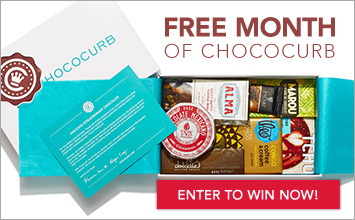 Enter to Win a Free Box of Chococurb Artisanal Chocolates