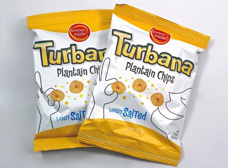 Turbana chips