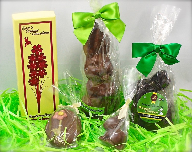 Sjaak's Vegan Chocolates Easter 2015 Review