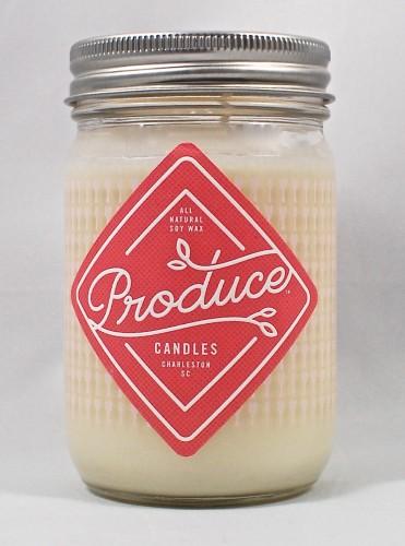 Produce candle