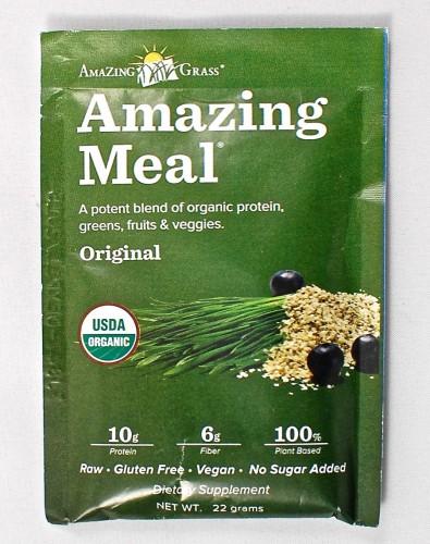 Amazing Grass Amazing Meal