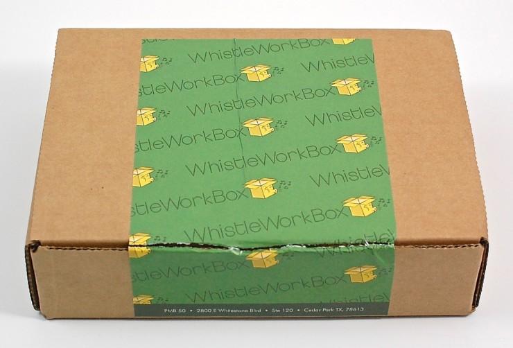 Whistle Work Box