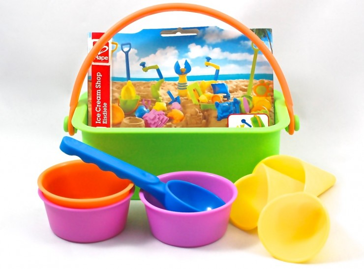 Hape Ice Cream Set