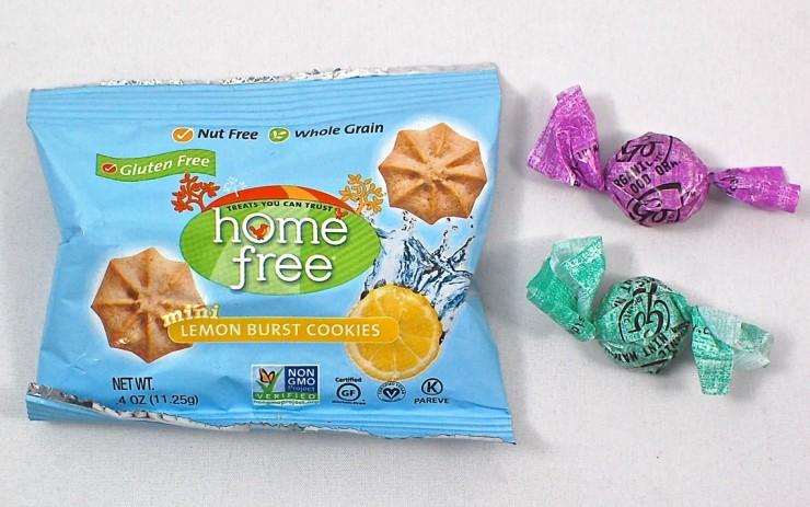 Homefree cookies