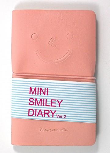 Mini Smiley Diary