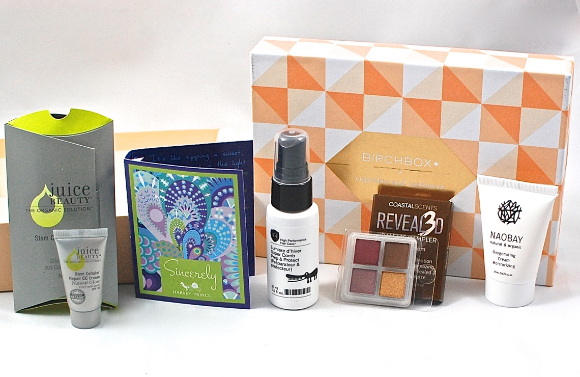 Birchbox May 2015